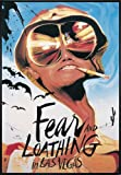 Close Up Fear and Loathing In Las Vegas Poster (101x71 cm)