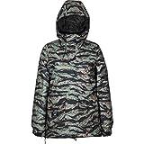 L1 Premium Goods Prowler Chaqueta De Snowboard para Mujer, Tiger Camo, S
