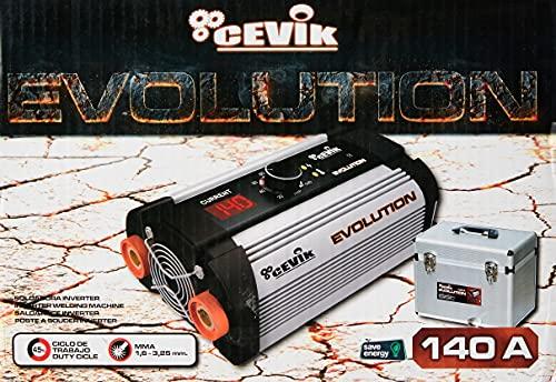 4. Soldador inverter Cevik CE-Evolution18X