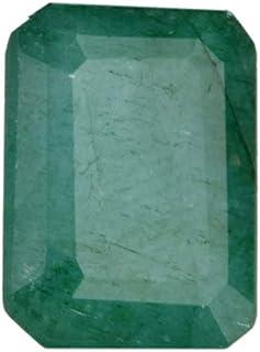 AAA ++ Calidad Verde Esmeralda 6.60 Ct Corte Esmeralda Natural Facetada Esmeralda Egl Certificada Esmeralda Verde Para Joy...