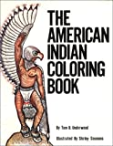 The American Indian Coloring Book (Coloring Books)