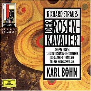 R. Strauss: Der Rosenkavalier (Gesamtaufnahme) (Aufnahme Salzburg 27.7.1969)