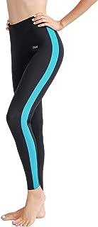Winter Workout Leggings Plus Size 1.3mm Neoprene Women Sauna Sweat Pants Weight Loss High Waist Slimming Fitness