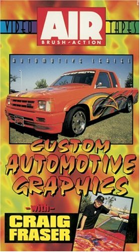 Custom Automotive Graphics [VHS]