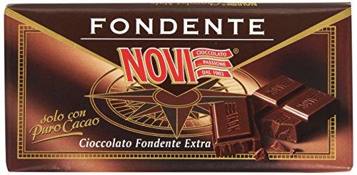 Novi Tavoletta di Cioccolato Fondente Extra, 100g