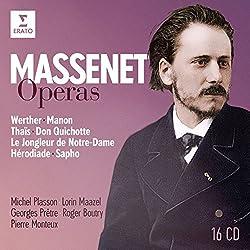 Massenet : Operas