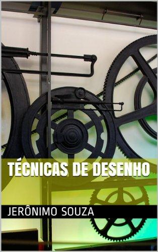 Técnicas de Desenho (Desenhos de JSouza Livro 5) (Portuguese Edition)