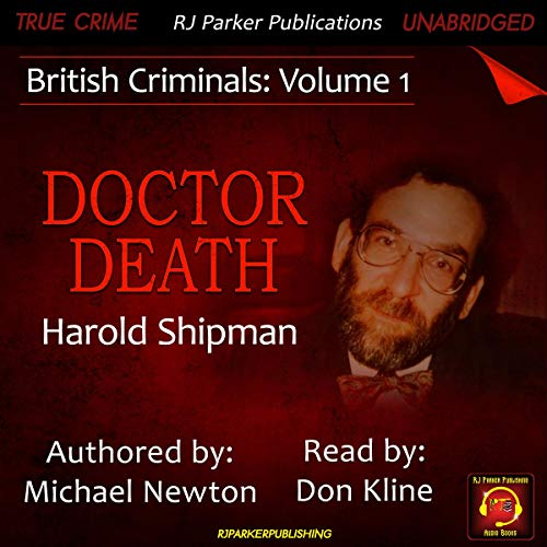 Doctor Death: Harold Shipman cover art