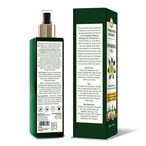 Himalayan Organics Bhringraj Oil- 200ml