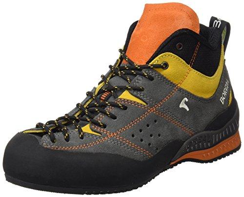 Boreal Flyers Mid - Zapatos Deportivos para Hombre, Color Naranja, Talla 6