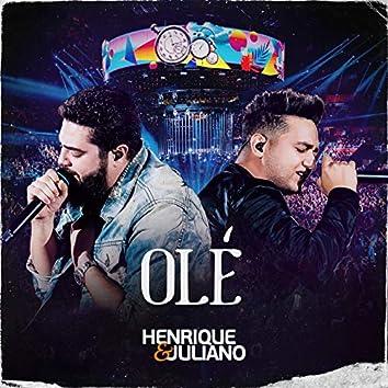 Olé (Ao Vivo)