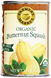 Certified Organic Butternut Squash Puree Grown in the USA The Very Best for Pies, Baking, and Soups