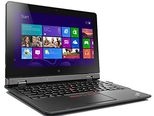 Lenovo Thinkpad Helix Broadwell 20CG001BGE 11.6 inch Laptop (Intel Core M5Y71, 1.2GHz, 8GB RAM, 256GB HDD, Windows 8.1 Pro) Black