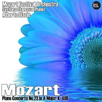 Mozart: Piano Concerto No.23 in A Major K. 488