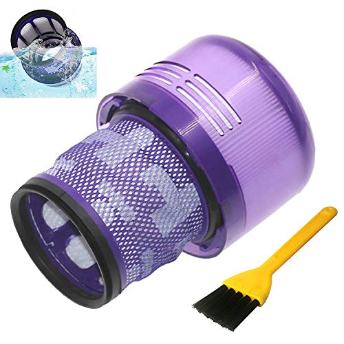 Blue Power Filtro Lavable Reemplazo para Dyson V11 SV14 Cyclone Animal Absolute...