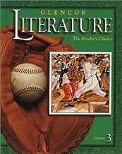 Glencoe Literature © 2002 Course 3 Grade 8 : The Reader's Choice