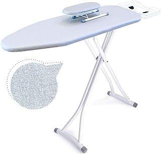 ZB-KK Table à Repasser, Table à Repasser Accueil Appartement Table en Tissu à Coudre Couverture colorée Imprimer Top, Conv...