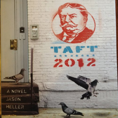 Taft 2012 audiobook cover art