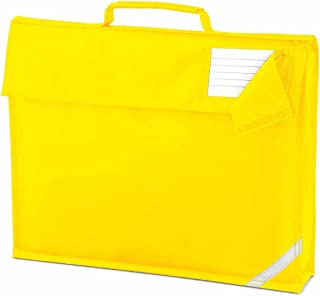 Quadra Junior Book Bag - 5 Litres (UK Size: One Size) (Yellow)