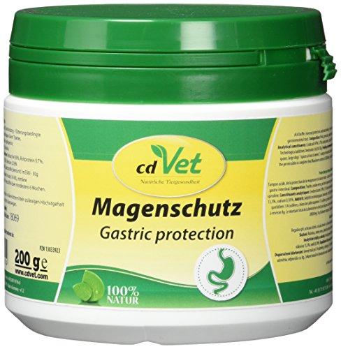 cdVet Gastrique Protection 200g - Poudre pour favoriser la santé de l'estomac et des intestins pour Chiens et Chats