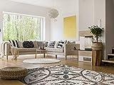 Alfombra Mosaicos Romanos Suelo Cocina PVC | 95 cm x 165 cm | Moqueta PVC | Suelo vinilico | Decoración del Hogar | Diseño Moderno, Original, Creativos