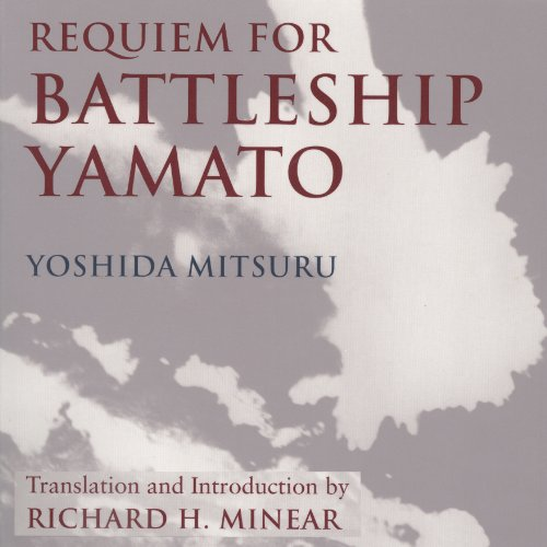 Requiem for Battleship Yamato audiobook cover art