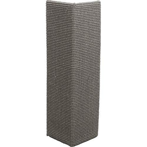 TRIXIE - XXL-Schaber für Wände und Ecken. Abmessungen: 38 × 75 cm. grau für Katzen - TR-43160
