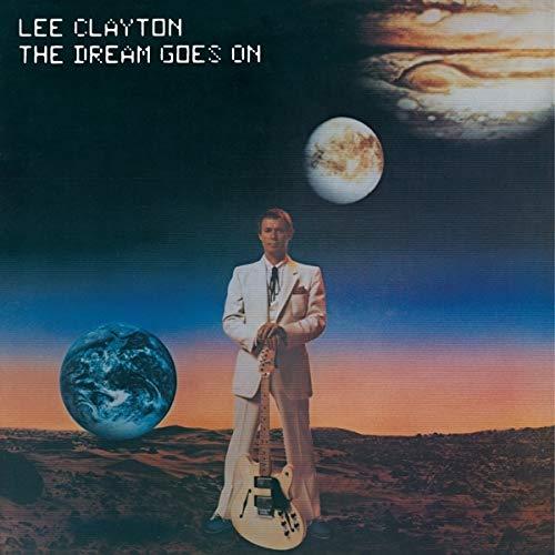 Clayton,Lee: Dream Goes on (Audio CD)