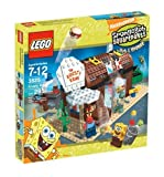 LEGO SpongeBob The Krusty Krab
