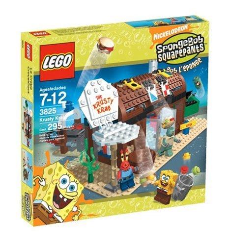 LEGO Bob Esponja 3825