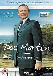 Doc Martin on DVD