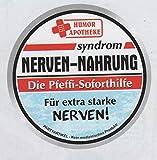1 Dose Pfefferminz-Bonbons, 55g zu verschiedenen Themen/Anlässen (Nerven-Nahrung)