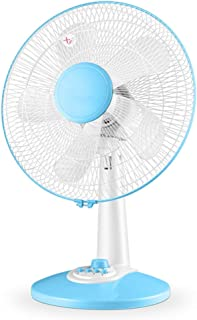 NZ-FAN-YINGYU Fans 16-Inch, Static and Wide-Angle Oscillating Cooling 3-Speed Adjustable Tilt