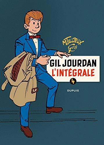 Gil Jourdan - L'Intégrale - tome 4 - Gil Jourdan 4 (intégrale) 1970 - 1979