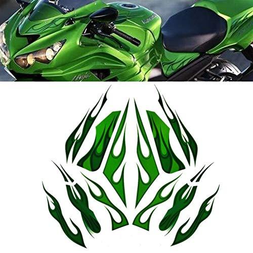 ZQTG Motocicleta para Kawasaki Ninjazx14R 2013-2014-2015 Ninja ZX14R 13 14 15 Kit Completo de Pegatinas Pegatinas de carenado de Motocicleta
