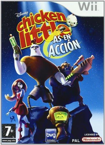 Chicken Little: As en Acción [Importer espagnol]