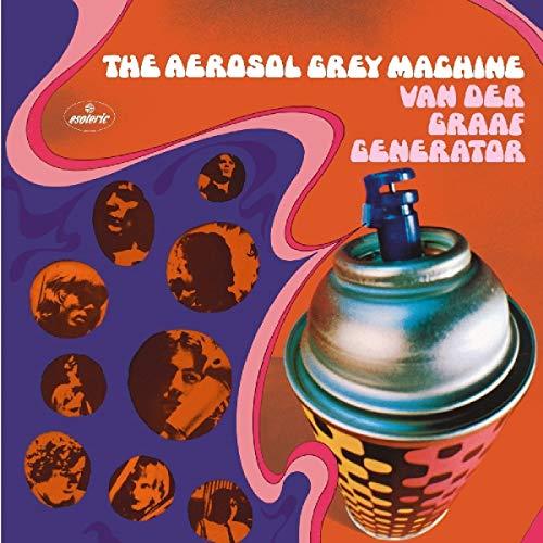 Aerosol Grey Machine: 50th Anniversary Edition
