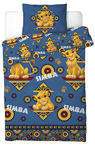Disney The Lion King 'Simba' Single Duvet Cover Set