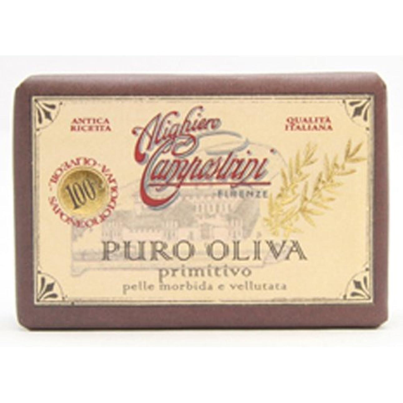 アサートテレビ局甘美なSaponerire Fissi サポネリーフィッシー PURO OLIVA Soap オリーブオイル ピュロ ソープ primitivo オリジナル 150g