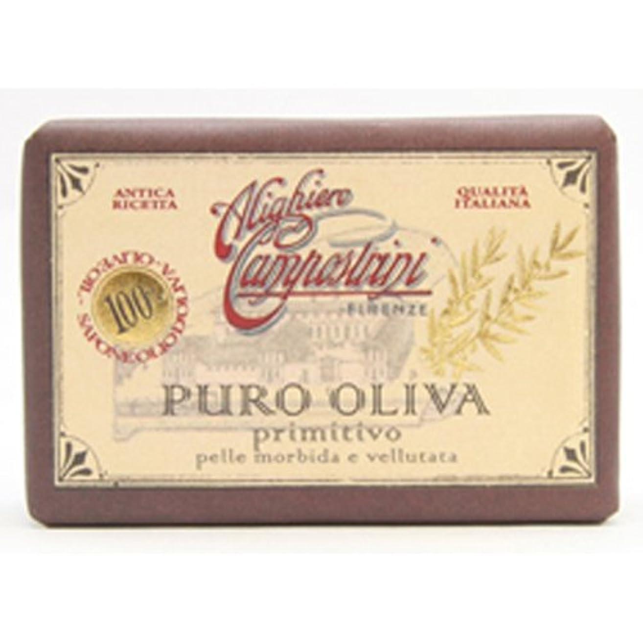 非効率的な操作維持するSaponerire Fissi サポネリーフィッシー PURO OLIVA Soap オリーブオイル ピュロ ソープ primitivo オリジナル 150g