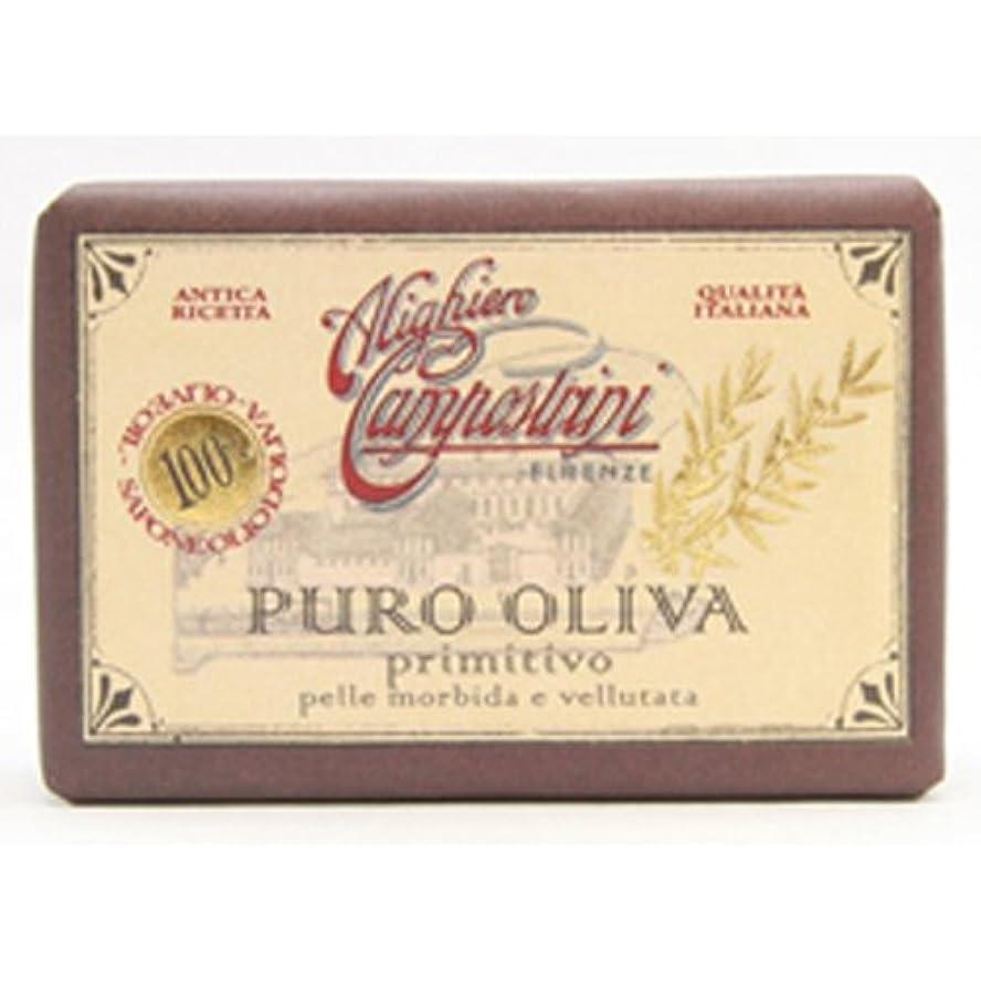 援助わずらわしい不規則性Saponerire Fissi サポネリーフィッシー PURO OLIVA Soap オリーブオイル ピュロ ソープ primitivo オリジナル 150g