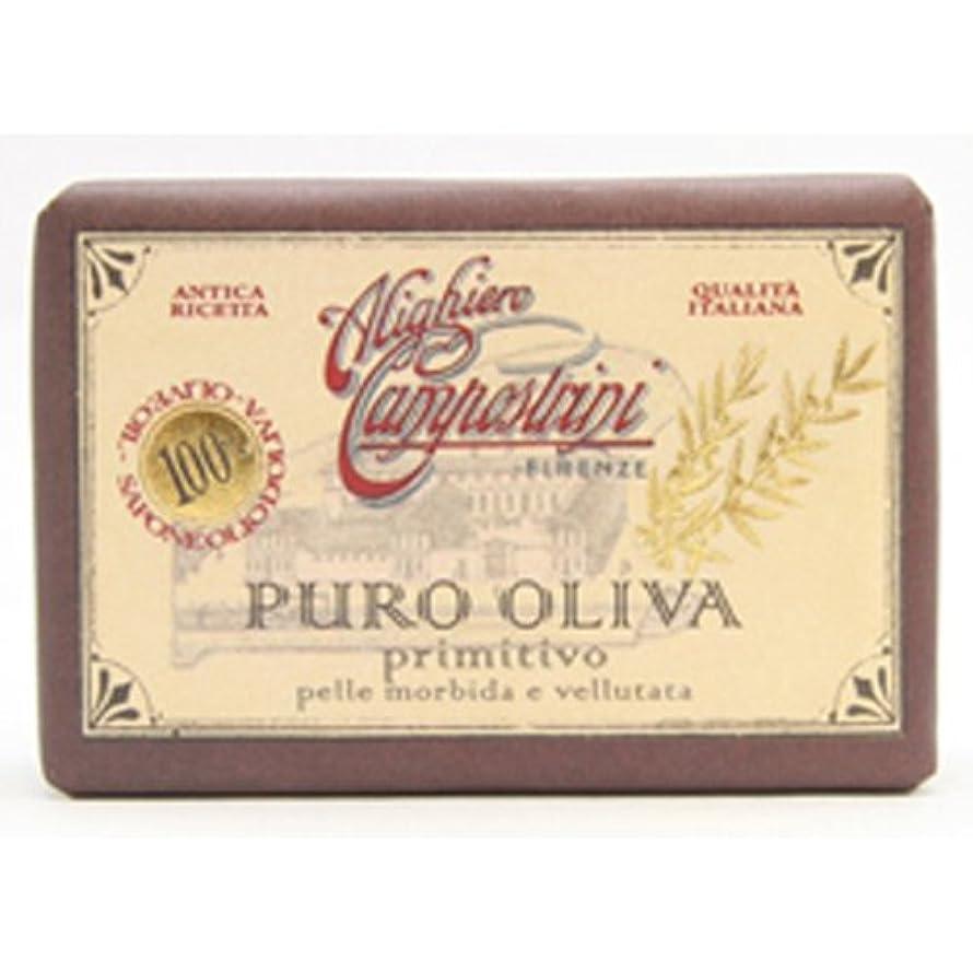 万一に備えてバッジ困惑したSaponerire Fissi サポネリーフィッシー PURO OLIVA Soap オリーブオイル ピュロ ソープ primitivo オリジナル 150g
