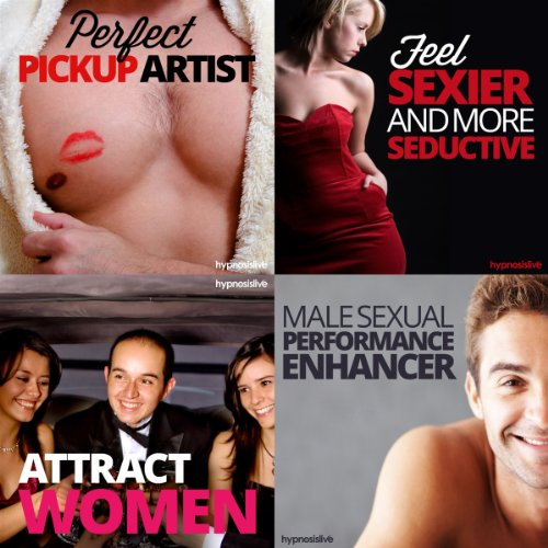 The Pickup Artist Hypnosis Bundle cover art