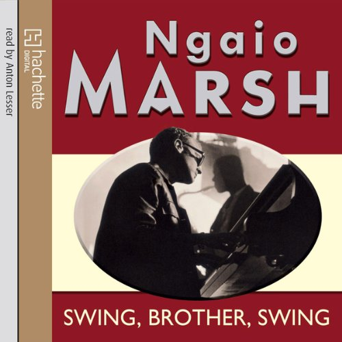 Swing, Brother, Swing audiobook cover art