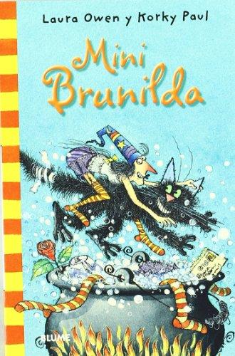 Col. Bolsillo Bruja Brunilda. Mini