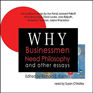 Why Businessmen Need Philosophy and Other Essays cover art