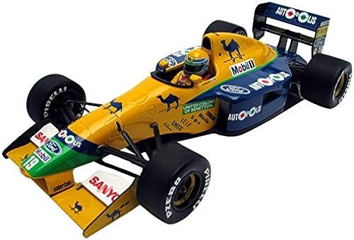 Roberto Moreno Benetton B191  18 nichamps 1991 rmel 1