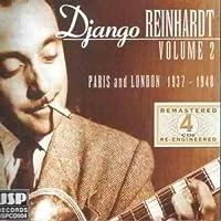 Django Reinhardt Paris & London 1937-48 by DJANGO REINHARDT (2013-05-03)