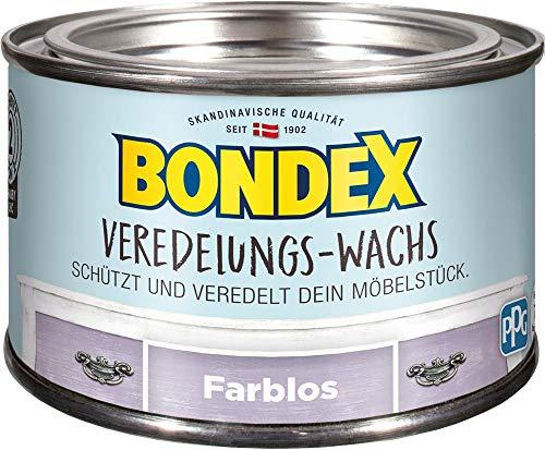 Bondex Veredelungs-Wachs Transparent - 392733