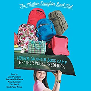 Mother-Daughter Book Camp audiobook cover art